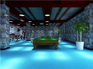 白城**家带游泳的健身房