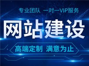 臨洮網站網絡建設,只要500元