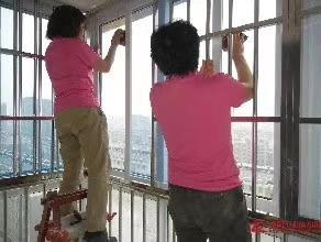 工程保潔開荒保潔家庭打掃衛生擦玻璃價格**門頭清