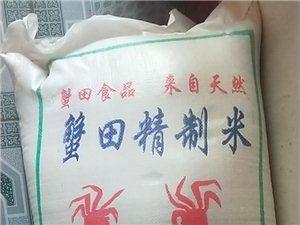 蟹田大米水稻