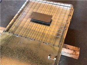 台湾工地護欄 建築施工圍欄 電梯井口防護門廠