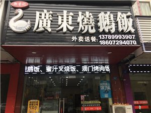 廣東燒鵝飯