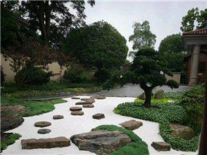 银泰小石头鹅卵石雨花石水洗石案例实景