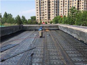 專業承接各類防水工程