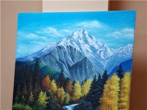 承接各种墙绘,壁画,装饰画,油画定制