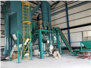 国内**进的铝型材污泥烘干处理系统