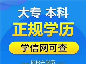 2020年辽宁成人高考报名招生简章