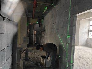加气块隔墙隔断施工
