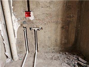 专业水电改造,开槽,安装灯具卫浴