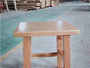批發各種實木凳子