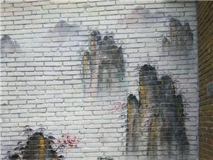 三亚壁画,三亚墙绘,三亚彩绘公司,三亚涂鸦