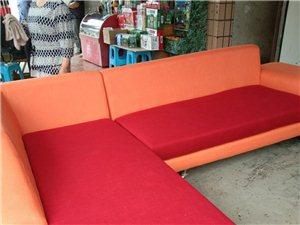 沙发换布,订做床垫