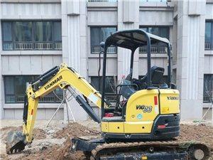 出租带锤30挖掘机
