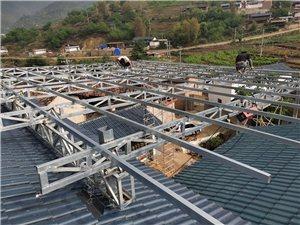 承接各種彩鋼瓦 玻璃頂 清洗太陽能