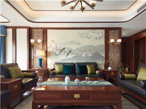攸縣新中式別墅裝修 復合寫意設計系列