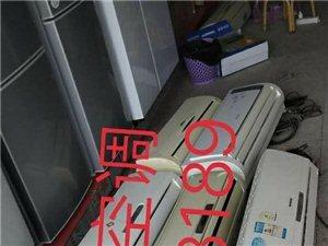 潢川顺达专业二手空调出售回收拆装加氟清洗等等