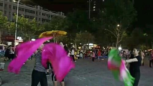 陇南徽县广场舞太美了!