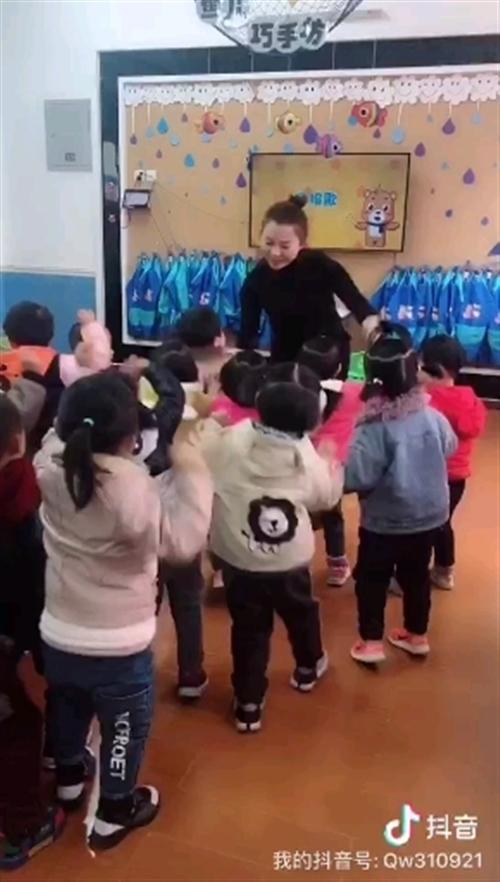 师生共舞——沸腾的幼儿园!