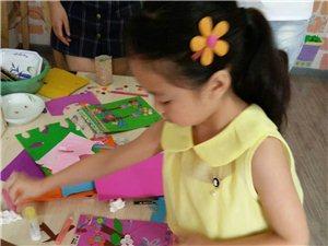 印子画室,今天的小学一班实践课堂