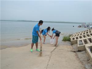 关注丹江生态,保护水源安全
