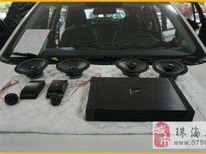 【珠海惠声】广汽传祺GS4享受惠威入门特价套餐,T4100功放搭配C2