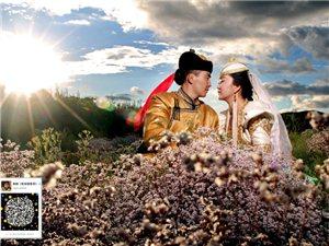正蓝旗角度摄影民俗特色婚纱作品欣赏