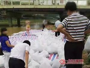 信宜锦江河刚放生一批鱼苗,却遭人非法电鱼