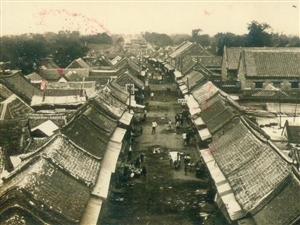 老兖州的记忆――1940年兖州城