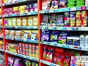 逛超市�I到��|食品,小�W生怒向商家��f法。
