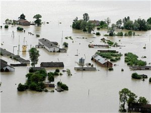 面对洪水,如何防范与自救