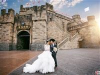 【薇薇新娘】方特城堡童话主题婚纱照圆你儿时的公主梦