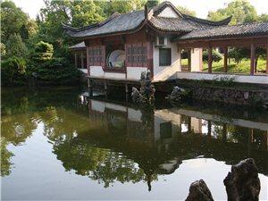 美丽的须江公园