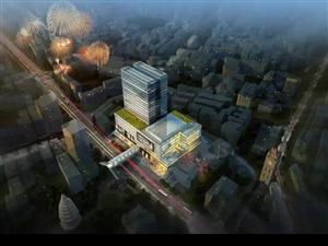 泸州摩尔商城重建项目明年底完工