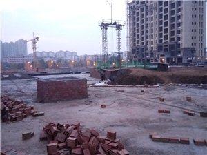 江景�B城二期工程精度,�F�霭l���地�蟮�