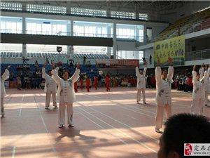 定西杨式太极拳研究会组队参加2016年全市武术比赛获佳绩