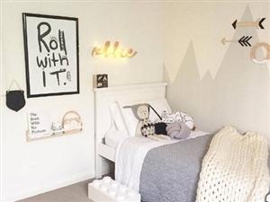 这个案例的儿童房装修太可爱了,会不会把孩子惯坏呢?