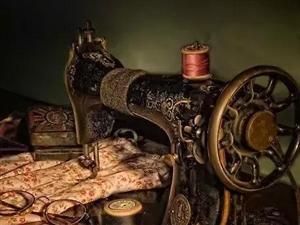 器物之美:外婆的缝纫机