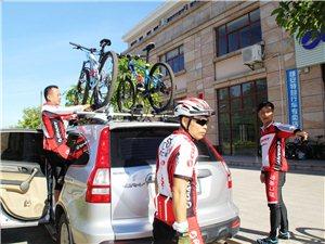 琼海阿七单车俱乐部参加南丽湖山马赛掠影