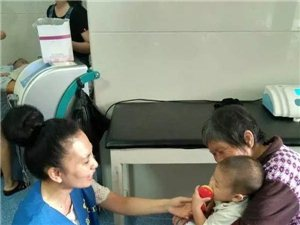 【高州义工】回访高州市古丁镇2岁脑瘫儿童