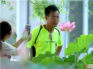 县摄影家协会深入农村文化下乡活动