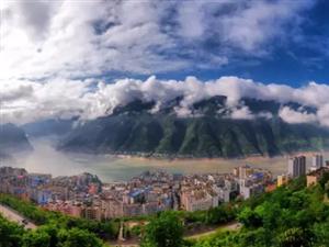 一奉两巫  正在崛起的长江三峡旅游金三角