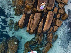 迷人的澳大利亚海岸线 美得令人窒息
