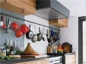14张图告诉你厨房怎样设计最合理