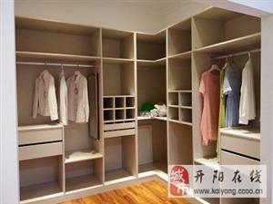 家居装修最佳选择 时尚整体衣柜正风靡全球