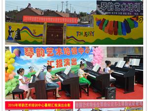 �崃易YR2016年琴���g培�中心暑假�R�笱莩�A�M成功