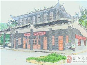 【美如画】这才是我心目中最美的川北小县城!
