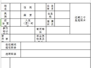 2016年庆阳市选聘大学生村官报到和体检公告