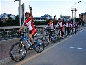 琼海阿七单车俱乐部8月8日骑行大路镇随拍
