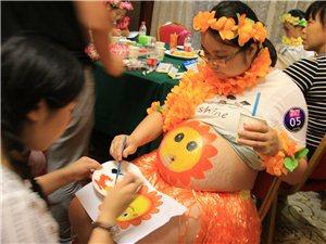 怀孕的女人最美丽,挺起肚皮也可以韵味十足