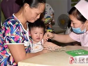 茂名市婴幼儿可接种EV71手足口疫苗了,哪些孩子适合?